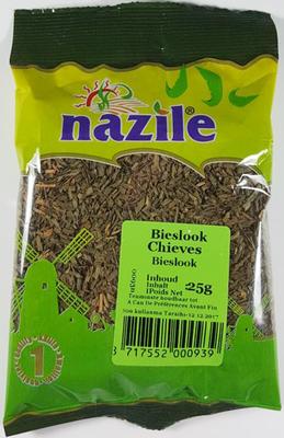 NAZILE BIESLOOK 15X25 GR