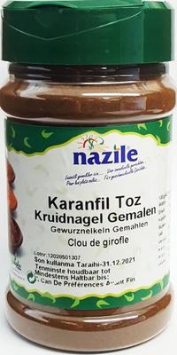 NAZILE KRUIDNAGEL GEMALEN 10X140 GR