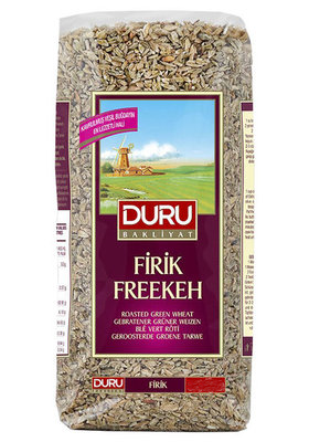 DURU FREEKEH TARWE 12X1 KG
