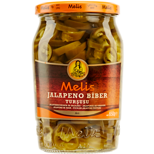 MELIS JALAPENO IN ZUUR 12X720 ML