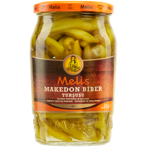 MELIS MACECIONION PEPPERONI IN ZUUR 12X720 ML