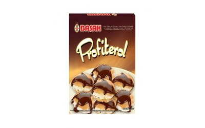 BASAK PROFITEROL CHOCOLADE SOESJES 8X360 GR