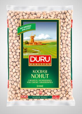 DURU KIKKERERWTEN 8 MM 4X5 KG