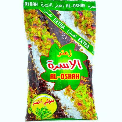 AL-OSRAH ZAHTAR GROEN 12X400 GR