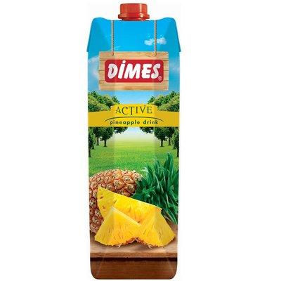 DIMES ANANAS NECTAR 12X1 LT