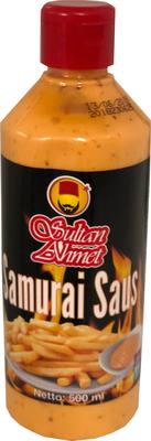 SULTAN AHMET SAMURAI SAUS 12X500 ML
