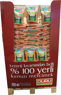 DURU RODE LINZEN BOX 200X1 KG