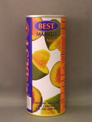 BEST MANGO 24X250 ML