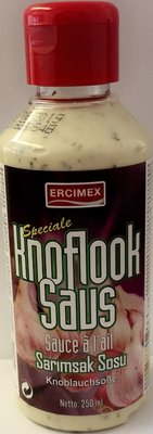 ERCIYES KNOFLOOKSAUS SPECIAL 12X250 ML