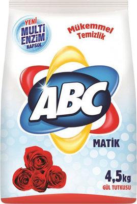 ABC WASPOEDER 4X4.5 KG