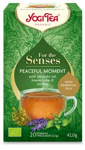 YOGI THEE FOR THE SENSES PEACEFUL MOMENT 6X20 STUKS