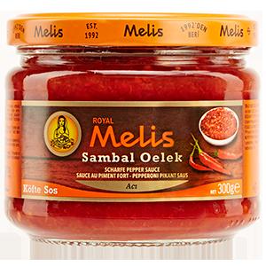 MELIS SAMBAL OELEK 12X300 ML
