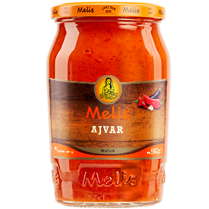 MELIS AJVAR 12X720 ML