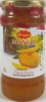 SHEZAN MANGO JAM 12X360 GR