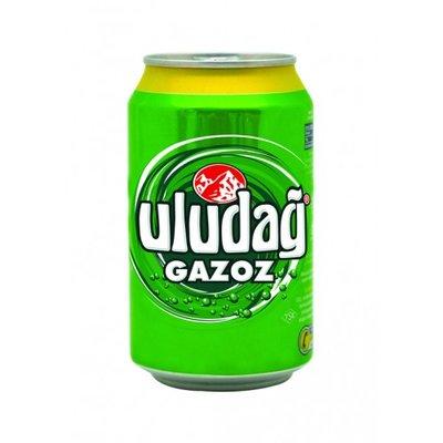ULUDAG  GAZOZ 24X330 ML