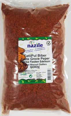 NAZILE ZOET GROVER PEPER 15X900 GR