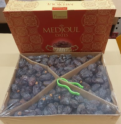 MEDJOUL DADELS MEDIUM BIO 5 KG