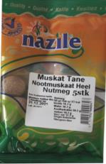 NAZILE NOOTMUSKAAT STOKJES 15X5 STUKS