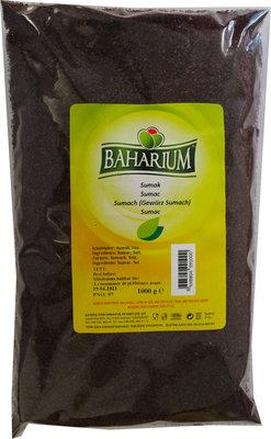 BAHARIUM %100 ANTEP ZUURKRUID GEMALEN 12X1 KG