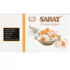 SARAY TURKS FRUIT NATUREL 5 KG