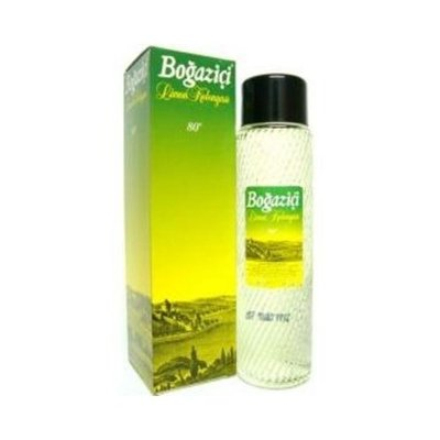 BOGAZICI COLOGNE CITROEN GLAS 12X170 ML