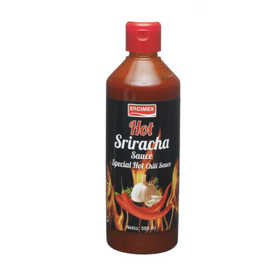 ERCIMEX HOT SRIRACHA 12X500 ML