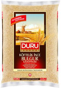 DURU BULGUR TARWE EXTRA FIJN 12X1KG