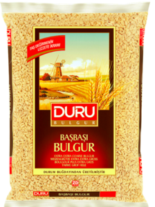 DURU BULGUR TARWE GROF HELE 4X5 KG