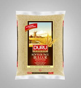 DURU BULGUR TARWE EXTRA FIJN 6X2.5 KG