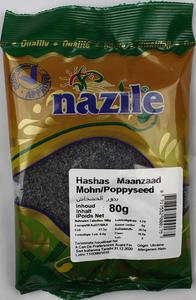 NAZILE BLAUWMAANZAAD 15X100 GR