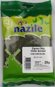 NAZILE DILLE 15X25 GR
