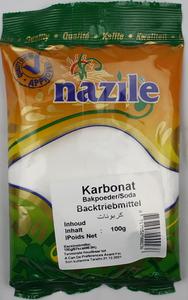 NAZILE BAKPOEDER 15X100 GR