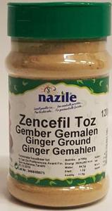 NAZILE GEMBER GEMALEN 10X120 GR PET