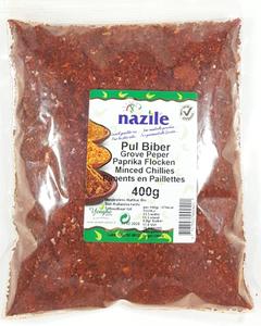 NAZILE GROVE PEPER 20X400 GR