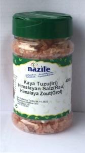NAZILE HIMALAYA ZOUT MOYEN 10X400 GR